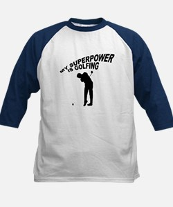 My Superpower is Golfing Tee