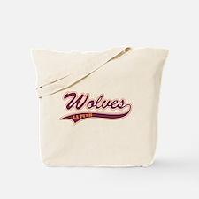 Twilight La Push Wolves Tote Bag