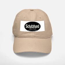 Schutzhund - Shuts'hund Baseball Baseball Cap