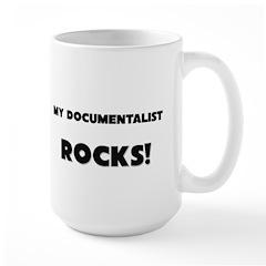 MY Documentalist ROCKS! Mug