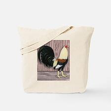 Grey Gamecock Tote Bag