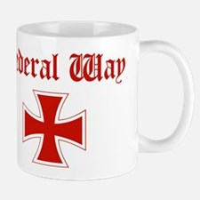 Federal Way (iron cross) Mug