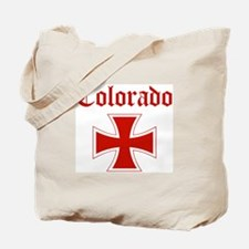 Colorado (iron cross) Tote Bag