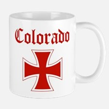 Colorado (iron cross) Mug