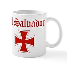 El Salvador (iron cross) Mug