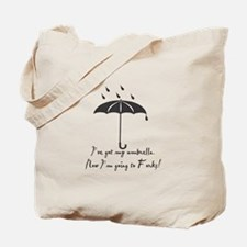 I'm Going to Forks! Tote Bag