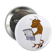 Bull Checks Stock Prices Button
