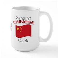 Genuine Chinese Cook Mug