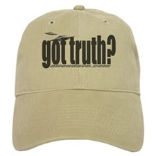 got truth? saucers Baseball Cap