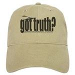 got truth? saucers Cap