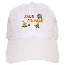 Joseph the Builder Baseball Cap
