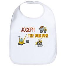 Joseph the Builder Bib