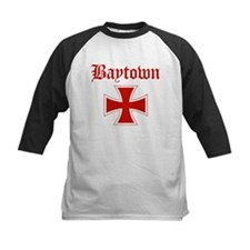 Baytown (iron cross) Tee