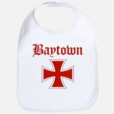 Baytown (iron cross) Bib