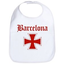 Barcelona (iron cross) Bib