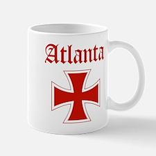 Atlanta (iron cross) Mug