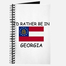 I'd rather be in Georgia Journal