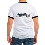 dare wear Ringer T