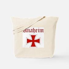 Anaheim (iron cross) Tote Bag