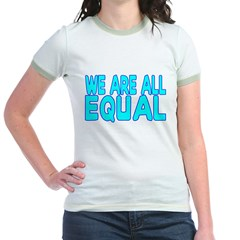 We Are All Equal T