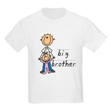 Big Brother With Little Sister T-Shirt