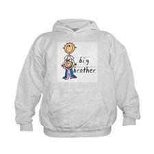 Big Brother With Little Sister Hoodie