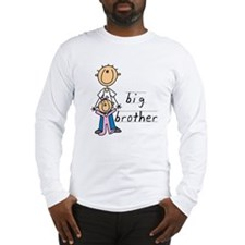 Big Brother With Little Sister Long Sleeve T-Shirt