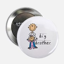 "Big Brother With Little Sister 2.25"" Button"