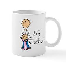 Big Brother With Little Sister Mug