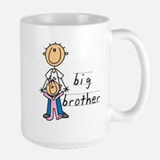 Big Brother With Little Sister Mug