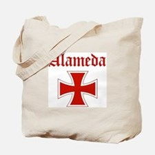 Alameda (iron cross) Tote Bag