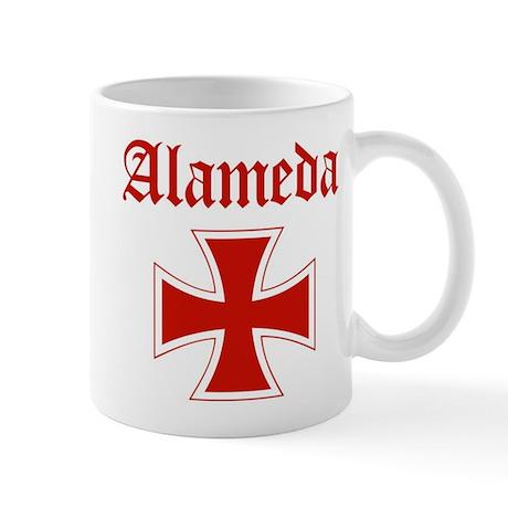 Alameda (iron cross) Mug