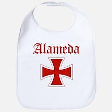 Alameda (iron cross) Bib
