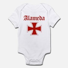 Alameda (iron cross) Infant Bodysuit