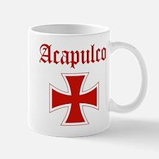 Acapulco (iron cross) Mug