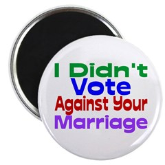 Vote Against Your Marriage 2.25