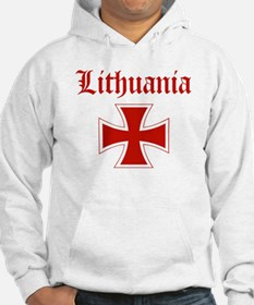 Lithuania (iron cross) Hoodie