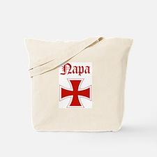 Napa (iron cross) Tote Bag