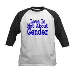 Love Not About Gender Tee