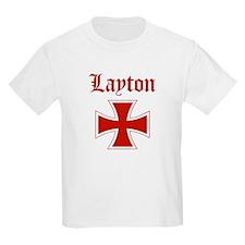 Layton (iron cross) T-Shirt