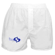 Pisces Girl Boxer Shorts
