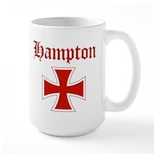 Hampton (iron cross) Mug