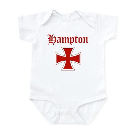 Hampton (iron cross) Infant Bodysuit