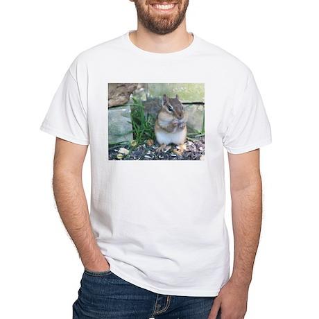 chip6_8x10_300 copy T-Shirt