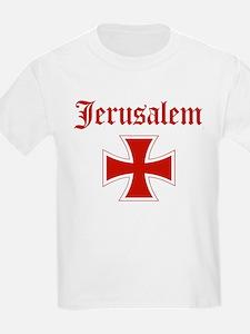 Jerusalem (iron cross) T-Shirt