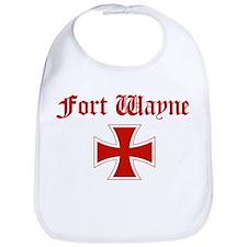 Fort Wayne (iron cross) Bib