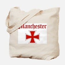Manchester (iron cross) Tote Bag