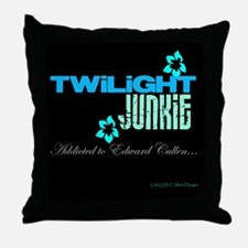 Twilight Junkie, Addicted to Edward pillow