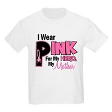 I Wear Pink For My Mother 19 T-Shirt