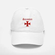 Scranton (iron cross) Baseball Baseball Cap